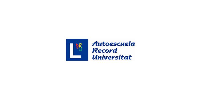autoescuela record logo partners