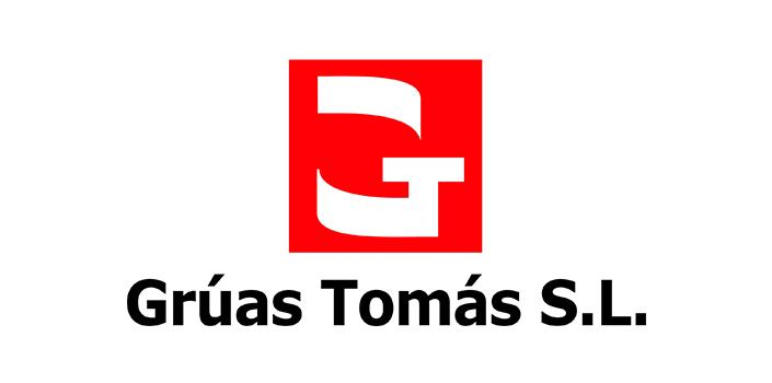 gruas tomas logo partners